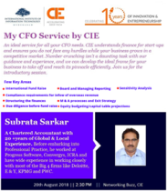 CIE session My CFO Service