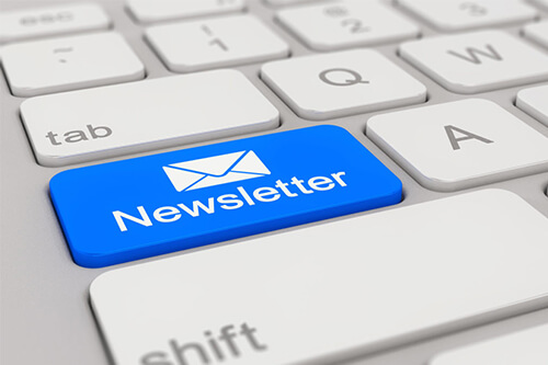 cie newsletters