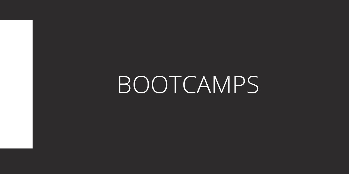 cie Bootcamps