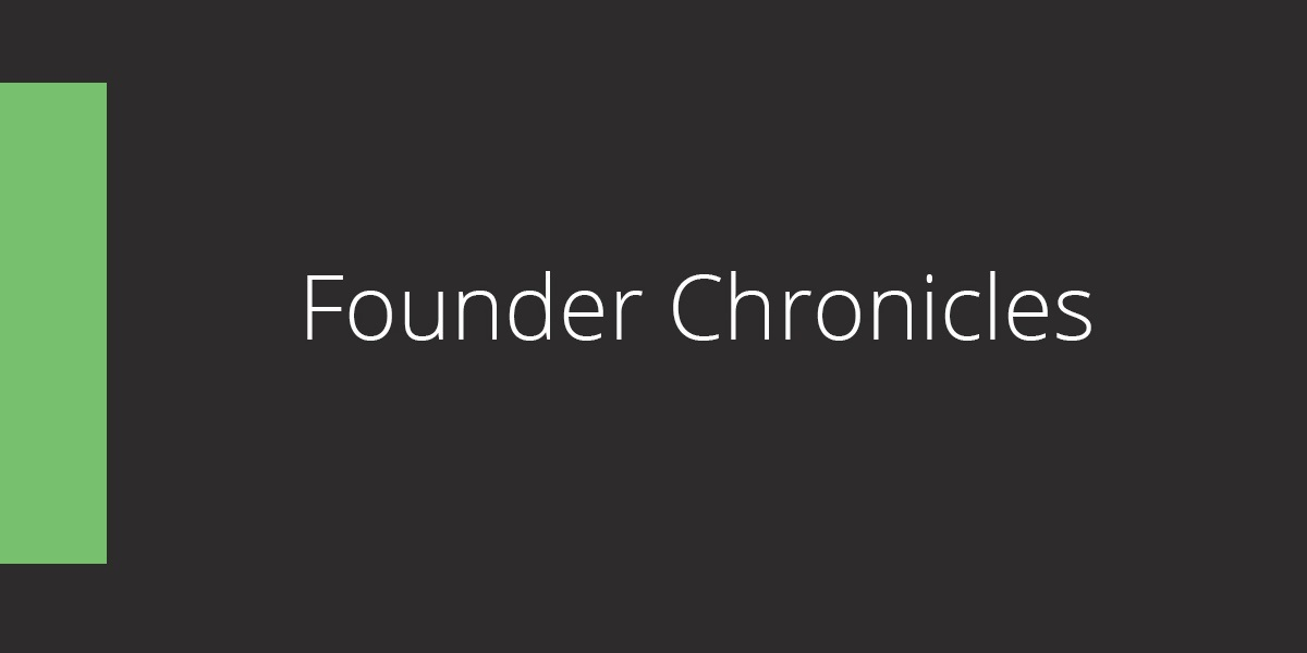 cie Founder-Chronicles
